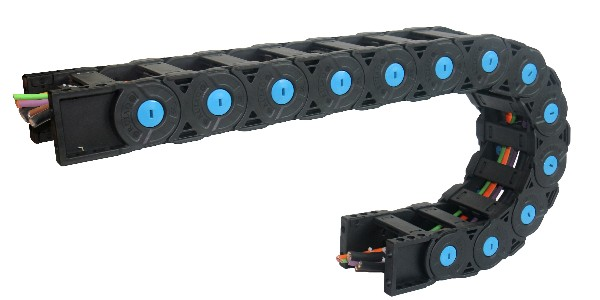 浅谈防静电拖链——防静电塑料拖链
