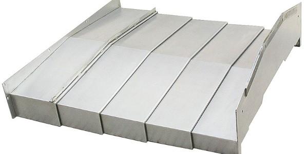 设计机床钢板导轨防护罩图纸需要考虑哪些问题?