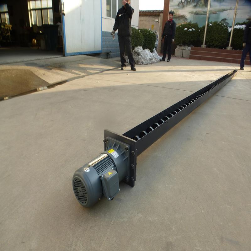 螺旋式排屑机8