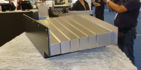 机床钢板导轨防护罩生产厂家简介