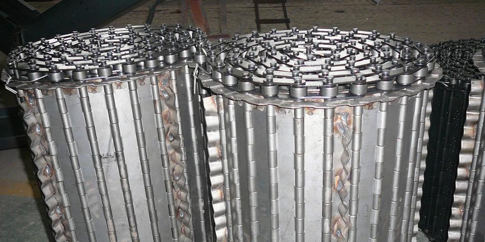排屑输送链条-河北瑞奥生产厂家
