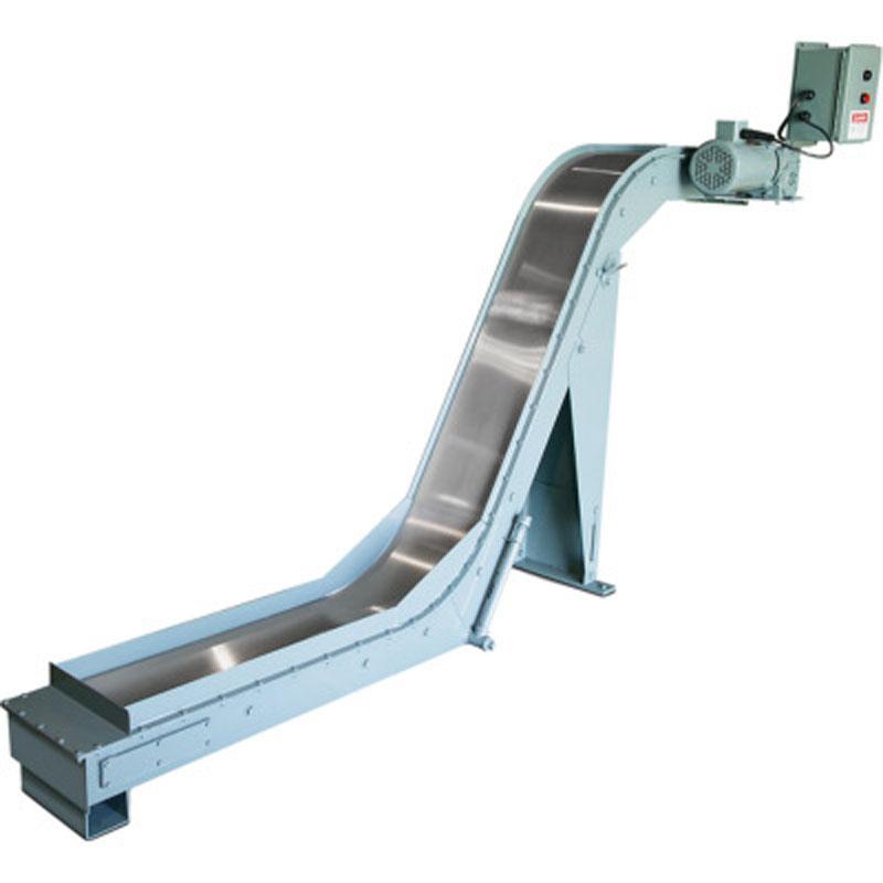 磁性板式排屑机2