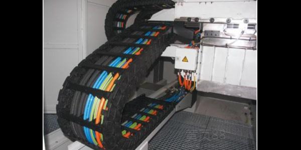 河北瑞奥教您如何设计机床拖链