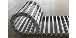 瑞奥承重型钢制拖链