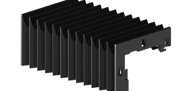 定制机床伸缩式风琴防护罩要考虑哪些问题