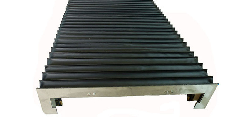 机床导轨防护罩在各行业的广泛应用