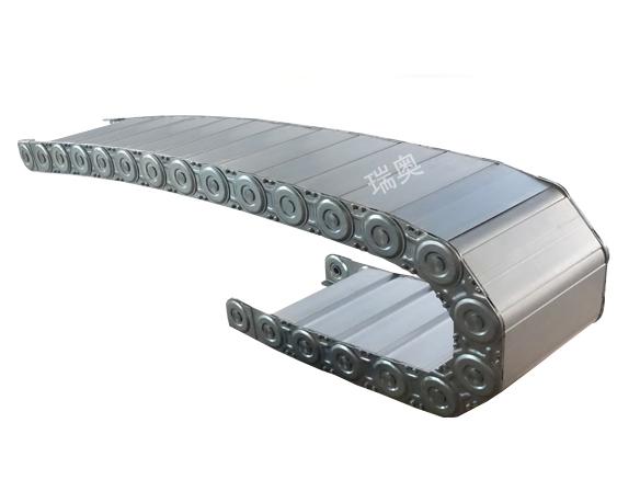 全封闭TLG型钢制拖链