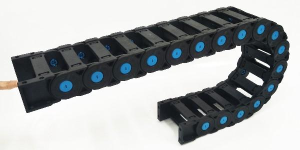 工程塑料拖链的使用及安装