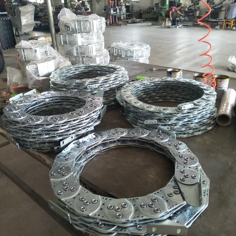 钢铝拖链TLG瑞奥2