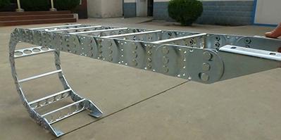 钢制拖链的应用及结构