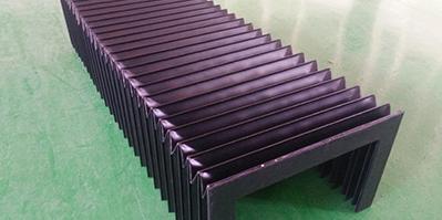 影响风琴式机床防护罩品质和使用效果的原因