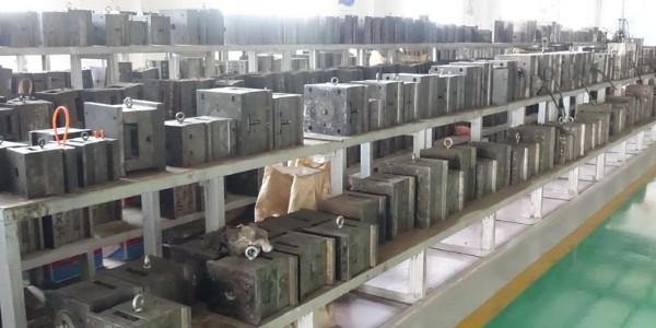 拖链模具河北瑞奥机件制造有限公司
