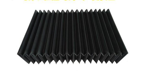 垂直使用一字风琴式防护罩案例解析