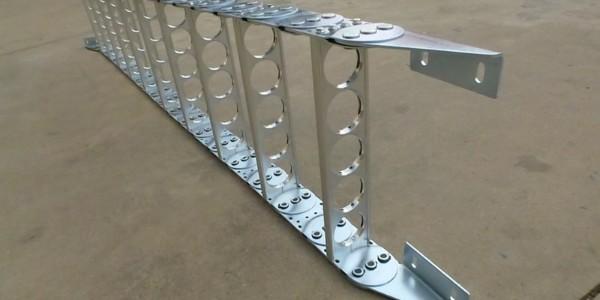 解析TL型钢铝拖链不支撑长度