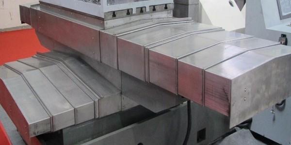 伸缩式钢板防护罩厂家介绍表面抛光的重要性