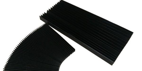 机床伸缩导轨防护罩参数测量