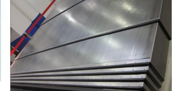 关于伸缩式钢板导轨防护罩图纸问题