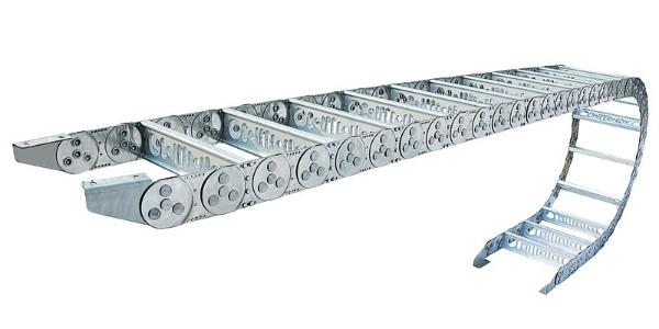 钢制拖链/钢铝拖链/不锈钢拖链的详细尺寸