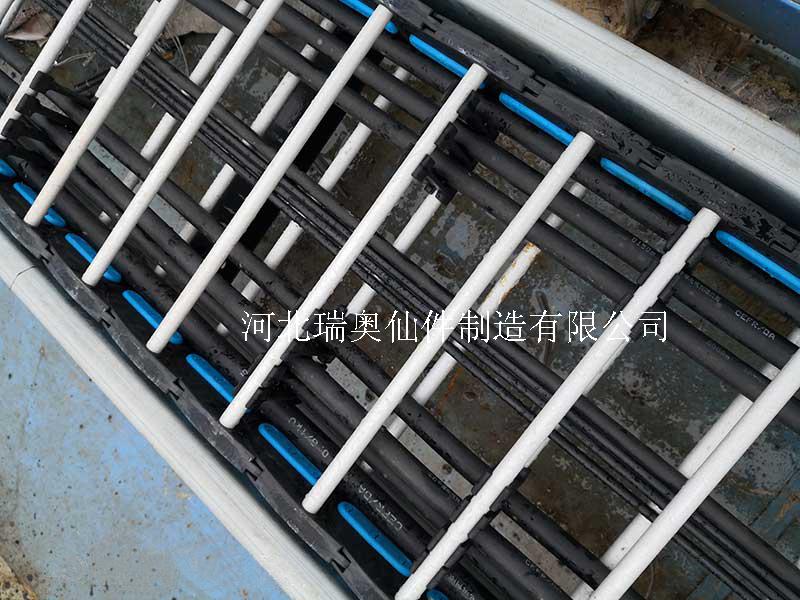 尼龙拖链 钢制拖链生产厂家
