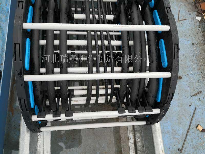 工程塑料拖链 工业拖链