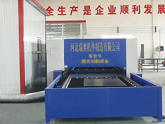 排屑机激光切割设备
