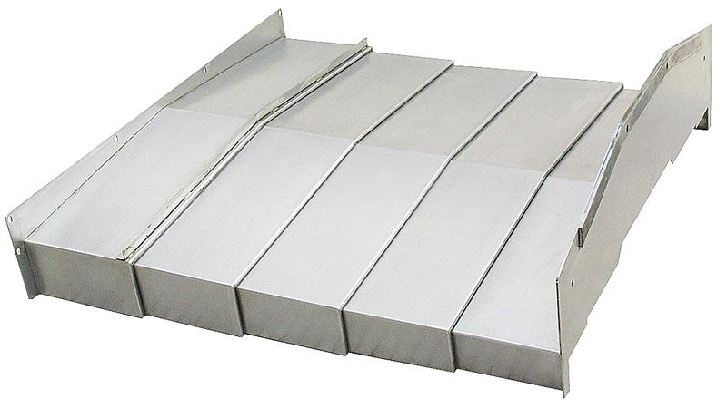 钢板机床导轨防护罩6