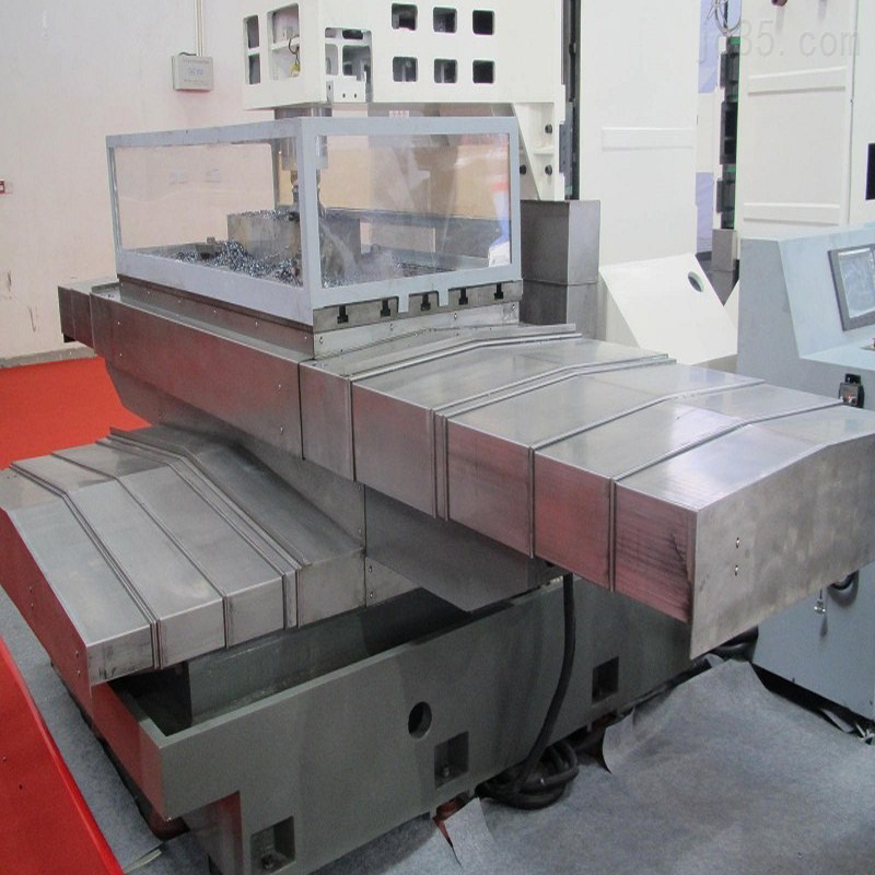 钢板机床导轨防护罩1
