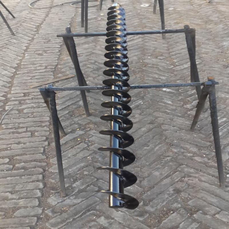 螺旋式排屑机4