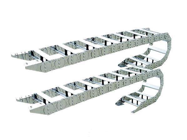桥式TL型钢制拖链
