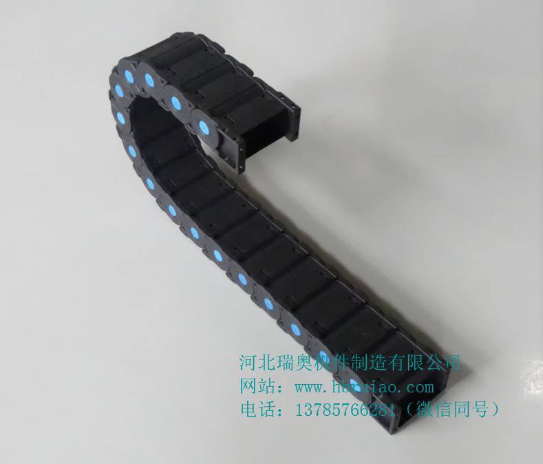塑料尼龙拖链