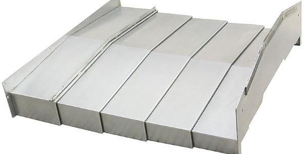 瑞奥钢板机床防护罩