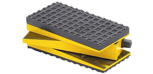 高档型可调减震垫