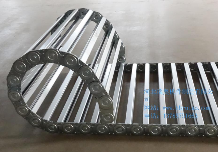 承重钢制拖链