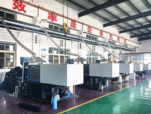 瑞奥机件生产厂房