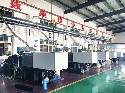 凯发国际平台机件生产厂房