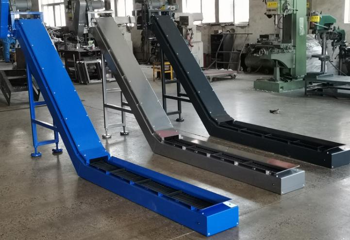 铝锭专用链板式排屑机生产厂家