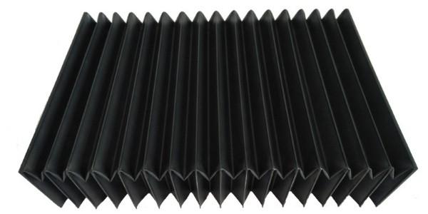 怎么计算风琴防护罩压缩?