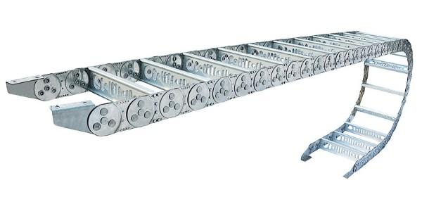 TL45钢制拖链内宽能做到多小