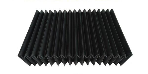 风琴式导轨防护罩伸缩比