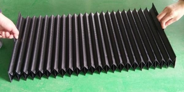 激光切割机专用柔性风琴式导轨防护罩