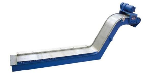 磁性板式排屑机3