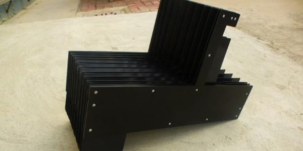 伸缩式风琴防护罩规格多样化