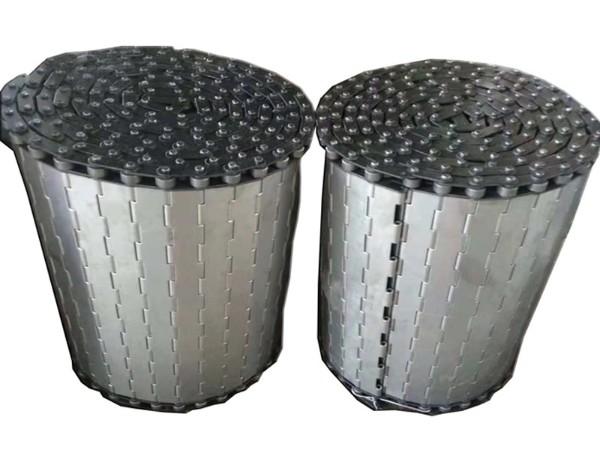 304不锈钢排屑机链条