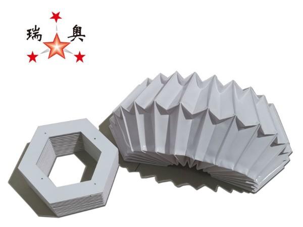 柔性风琴防护罩 防尘罩医疗设备防护罩