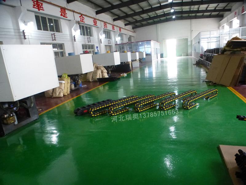 机床电缆拖链生产厂家13785751663