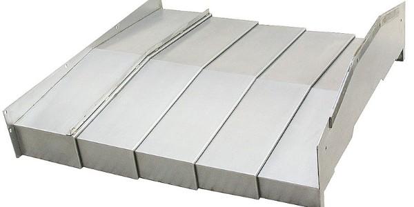 机床钢板防护罩哪些部位经过维修还能使用