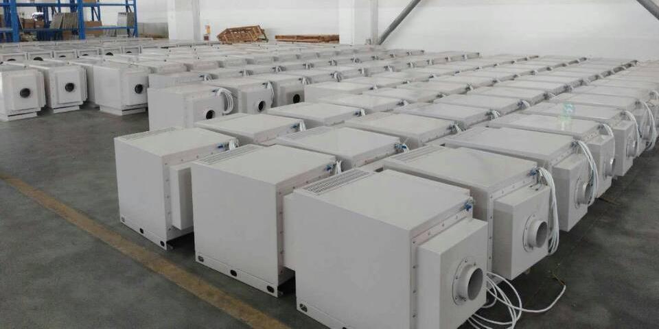 静电式油雾回收器
